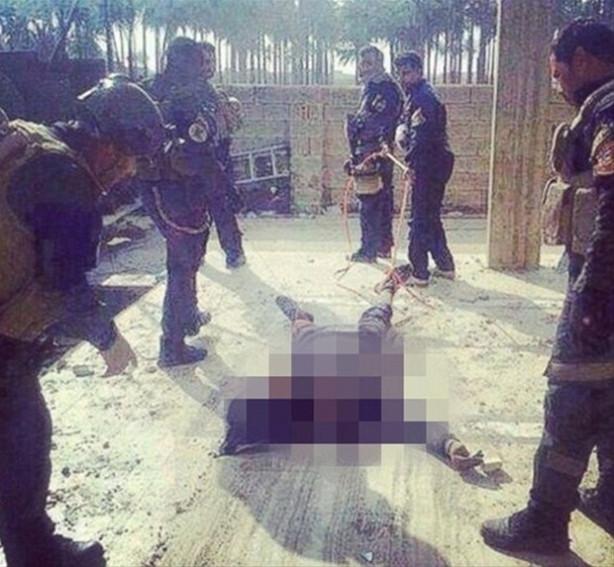 Şimdi de Şii işkencesi