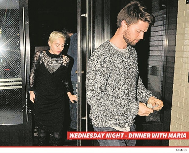 Miley Cyrus evleniyor!