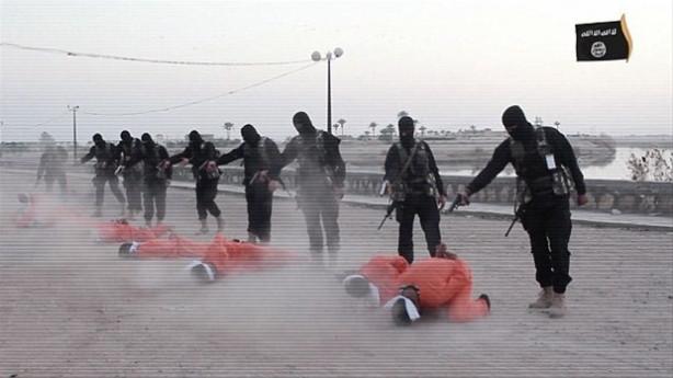 IŞİD, ajan iddiasıyla 17 kişiyi infaz etti