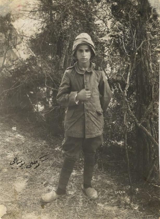 TSK'nın arşivinden görülmemiş Çanakkale Zaferi fotoğrafları