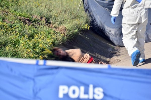 Silahla vurulmuş 2 kadın cesedi bulundu