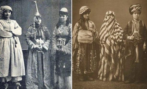 Müslümanı, Hristiyanı Osmanlı da ne giyerdi?