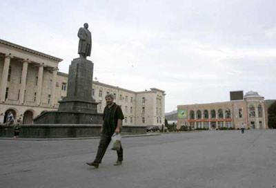 Hayalet kent Goride insanlık dramı