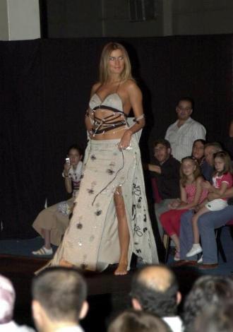 Konyada moda rüzgarları esti