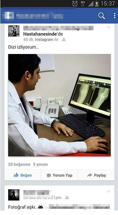 Türklerden sınır tanımayan mizah