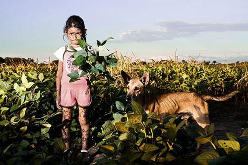 Bir fotoğraf küçük kızın hayatını değiştirdi