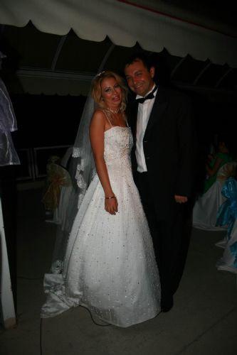 Yalçın Dümer evlendi