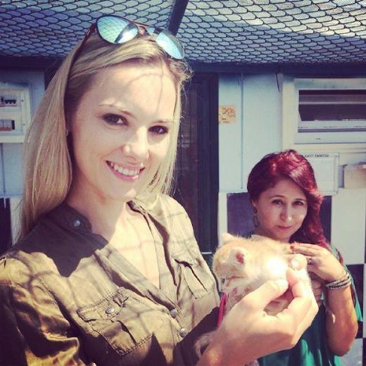 Nefise Karatay hamile