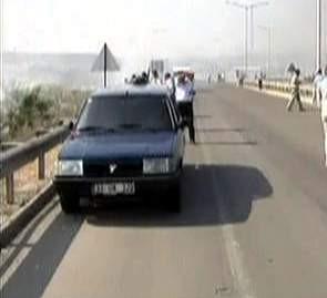 Mersinde canlı bombalı saldırı