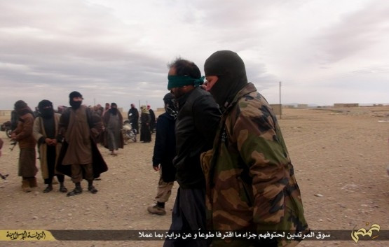 IŞİD'den yine infaz!