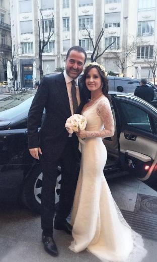 Evlendikten sonra ilk fotoğraf