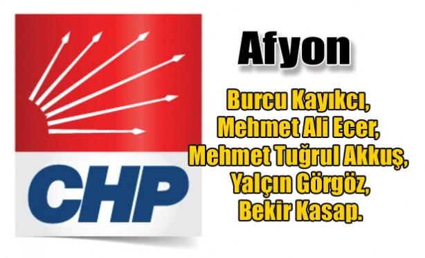 İşte il il CHP'nin milletvekilleri adayları