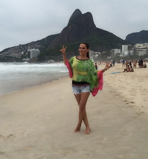 Brezilya'da aşk!