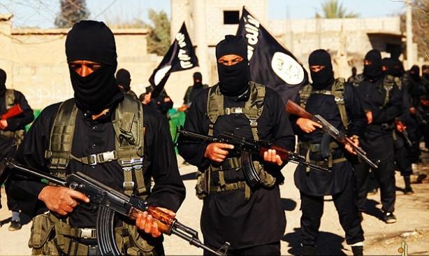 İşte IŞİD'in mezuniyet töreni