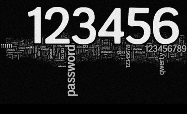 Şifreniz eğer bu rakamlarla başlıyorsa..