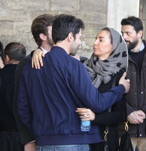 Sertaç Boztepe için Eyüp Sultan Camii'nde Mevlit okutuldu