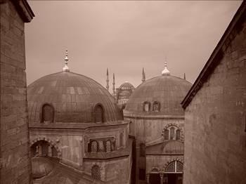 Sultan Ahmet Camii'nin bilinmeyenleri