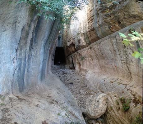 Dünyanın ilk tüneli