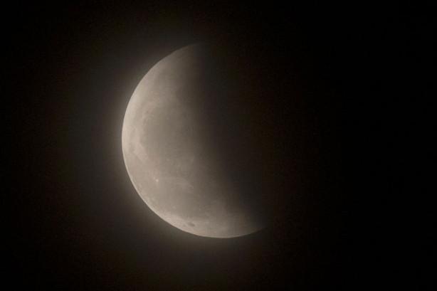 Kanlı Ay Tutulması günü