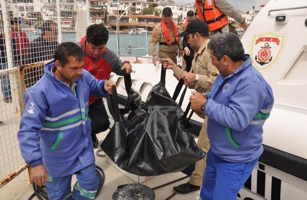 Kaçak teknesi battı: 6 ölü!