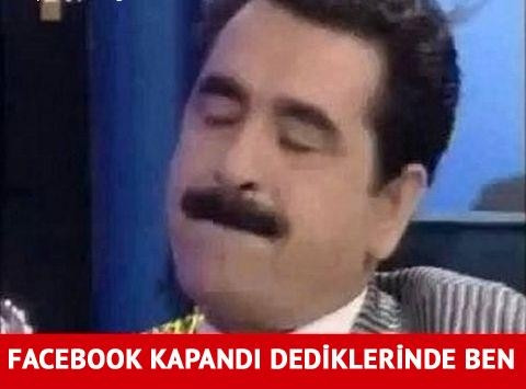 Facebook, Twitter ve Youtube yasağı capsleri