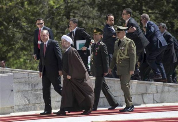 Cumhurbaşkanı Erdoğan'ın İran ziyareti