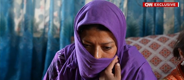 Tecavüzcüsüyle evlenmek zorunda kalan Gülnaz'ın dramı sürüyor