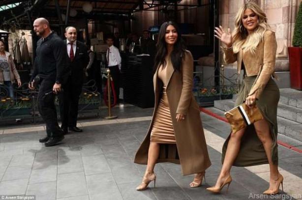 Ermenistan sözde umudunu Kim Kardashian'a bağladı