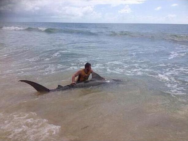 Balıkçılar dehşete düştü