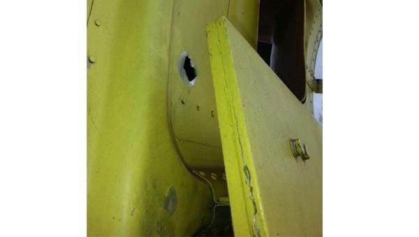 Ağrı'daki saldırıda helikopterler de isabet aldı