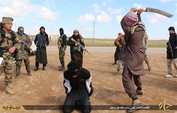 IŞİD'den bir infaz daha!