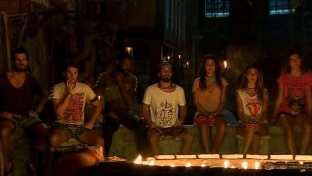 Survivor'dan kim elendi ?