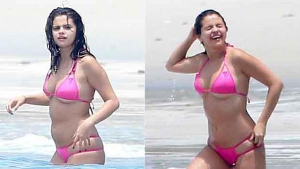 Selena Gomez kilo almış