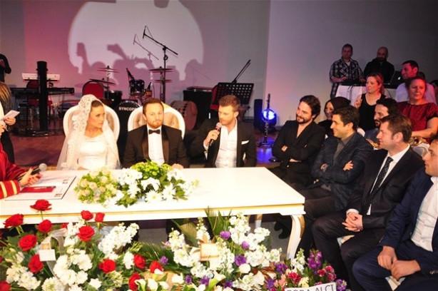 'Sinemaya fön veren adam' evlendi!