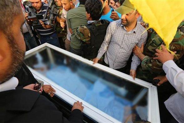 İzzet İbrahim el-Duri'nin cenazesi teslim edildi