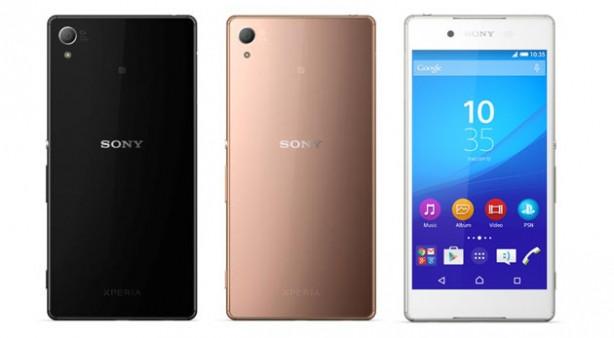 Sony, yeni akıllı telefonu Xperia Z4'ü tanıttı