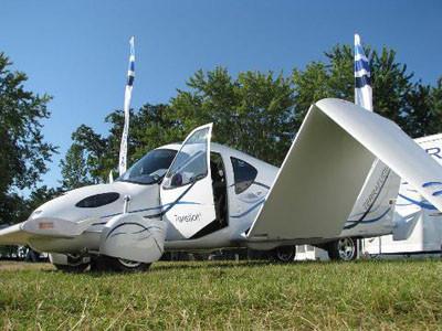 Uçan otomobil gerçek oluyor !