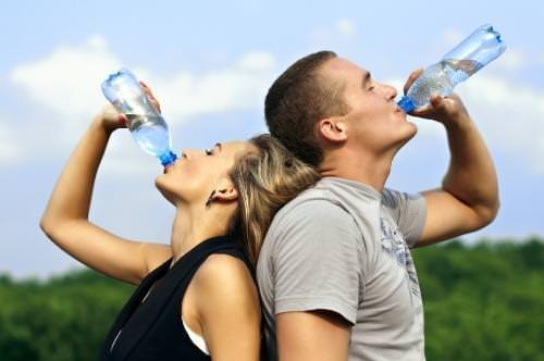 Lüzumsuz su içmeyin!