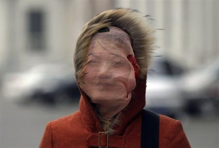 Rüzgarın azizliği !