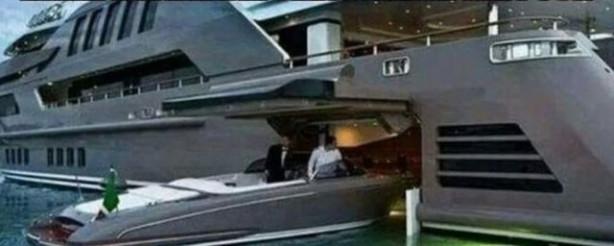 Zenginlerin çılgın yaşamı