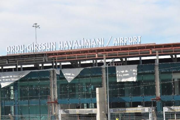 Ordu-Giresun Havalimanı 22 Mayıs'ta açılıyor