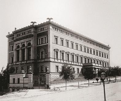 İstanbul'un en gözde binaları