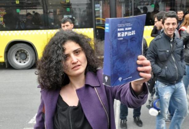 Das Kapital ile 1 Mayıs eylemi