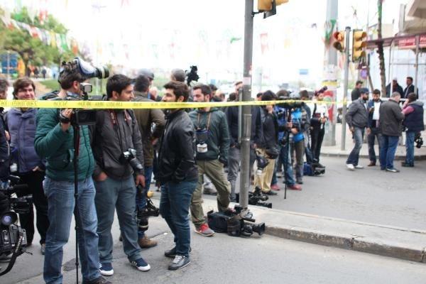 Okmeydanı'nda eylemcilere müdahale