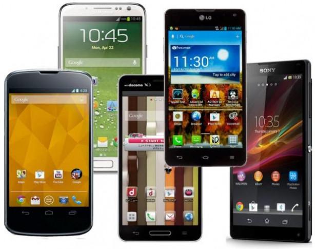 En iyi 10 Android telefon