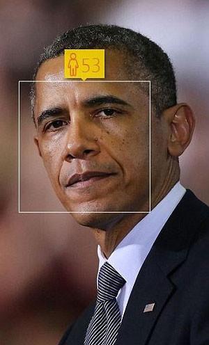 Fotoğrafınıza bakıp yaşınızı söylüyor
