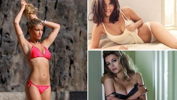 Dünyanın en seksi 20 kadını