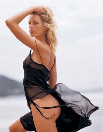 Victorias Secretin güzel mankeni, Karolina Kurkova