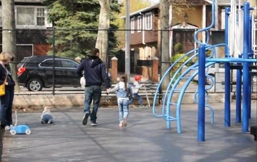 Sosyal deney, çocukların güvende olmadığını ortaya koydu