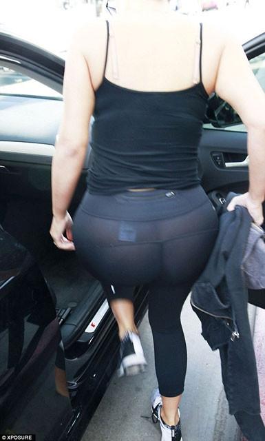 Kim Kardashian rezil oldu